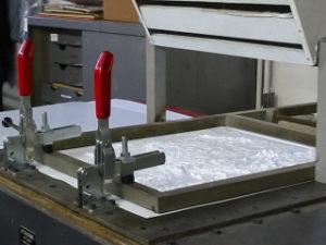 Produzione, il thermoform