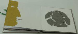 Una pagina del libro Cuore di pietra